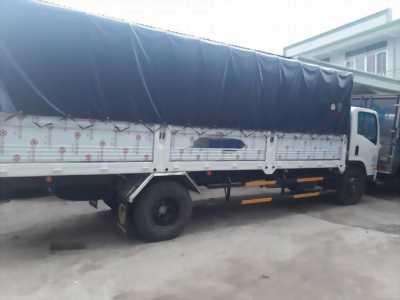 Xe tải isuzu 8.2 tấn vĩnh phát, trả góp 90%