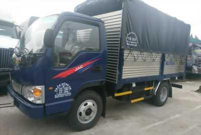 Xe tải JAC công nghệ isuzu bền bỉ, xe tải 2T4