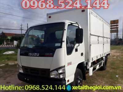 Đại lý bán xe tải isuzu 1T9 thùng kín | isuzu qkr270 1,9tan | isuzu qkr270 1 tấn 9 thùng kín , ưu đãi lớn dịp tết 2019