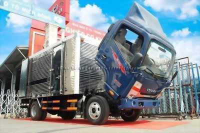 Bán xe tải 2.4 tấn ga cơ duy nhất trên thị trường.