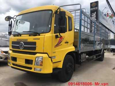 DONGFENG B180 - 2019 thùng 9m5, màu vàng giá 350tr
