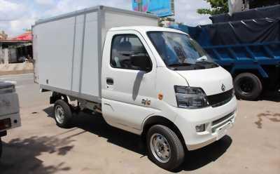 xe tải nhẹ Veam star thùng kín 753kg có máy lạnh