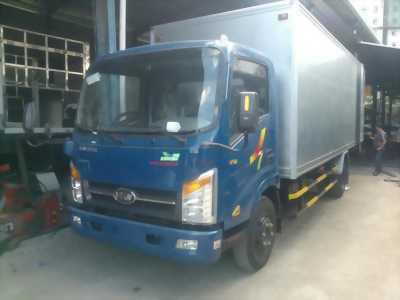 Xe 3T5 thùng kín máy HYUNDAI