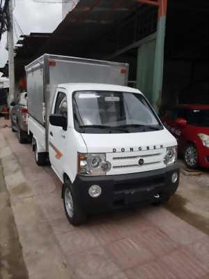 Xe tải nhỏ Dongben thùng kín 770kg, hỗ trợ vay 90% giá trị xe, lãi suất ưu đãi
