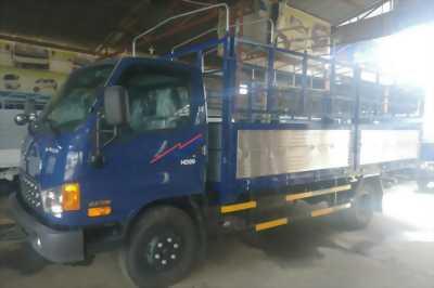 Xe tải hyundai 6.5 tấn thùng inox, hyundai hd99
