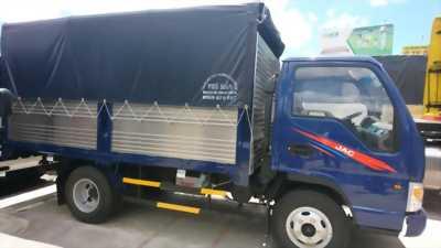 Xe tải  JAC 2T4 công nghệ ISUZU