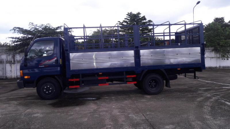 Bán xe tải HYUNDAI HD650 (tải trọng 6,4 tấn)