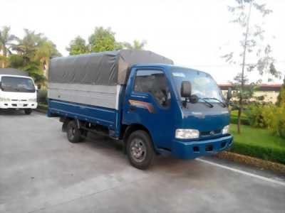 Bán xe tải KIA K165S (tải trọng 2,4 tấn vào thành phố HCM)