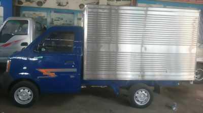 Xe tải 810kg, tiêu chuẩn khí thải euro IV 2018