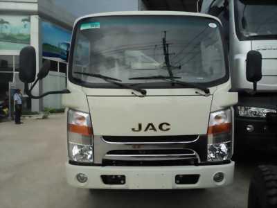 Xe tải 2T4 xe tải JAC thùng dài 4m3