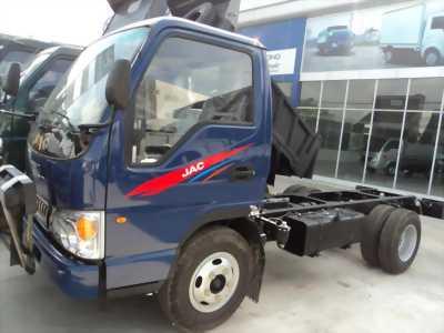Xe tải Jac tải 2T4 động cơ vượt trội, tiết kiệm nhiên liệu