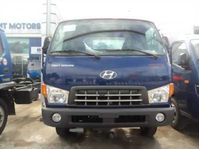 Xe ben Hyundai HD700 tải 6t5