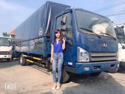 xe tải hyundai 7 tấn 3 thùng 6 mét 3