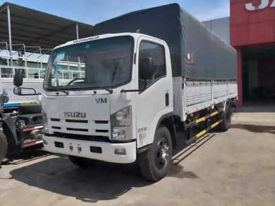 Xe tải isuzu 8 tấn 2/ Isuzu 8t2 thùng 7 mét trả góp 80% xe