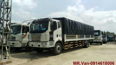 FAW 8T thùng dài 9m7, xe nhập khẩu, đời 2019
