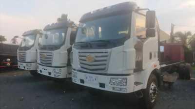 Bán xe tải FAW 7T25, thùng siêu dài 9m7, xe nhập khẩu giá khuyến mãi