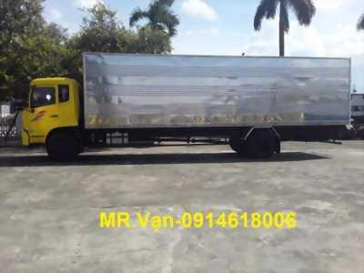 Bán xe tải DONGFNEG 8T thùng dài 9m5, xe nhập khẩu giá cực tốt