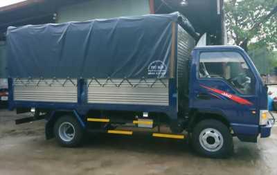 Xe tải JAC 2t4, JAC 2 tấn 4, hạ tải thành phố