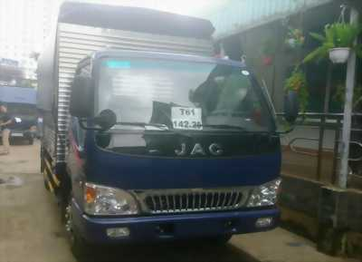 Xe tải JAC 4 tấn 95, phiên bản quốc tế 2017