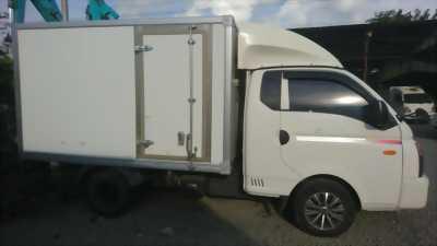Xe Hyundai porter II, 1 tấn thùng đông lạnh nhập khẩu