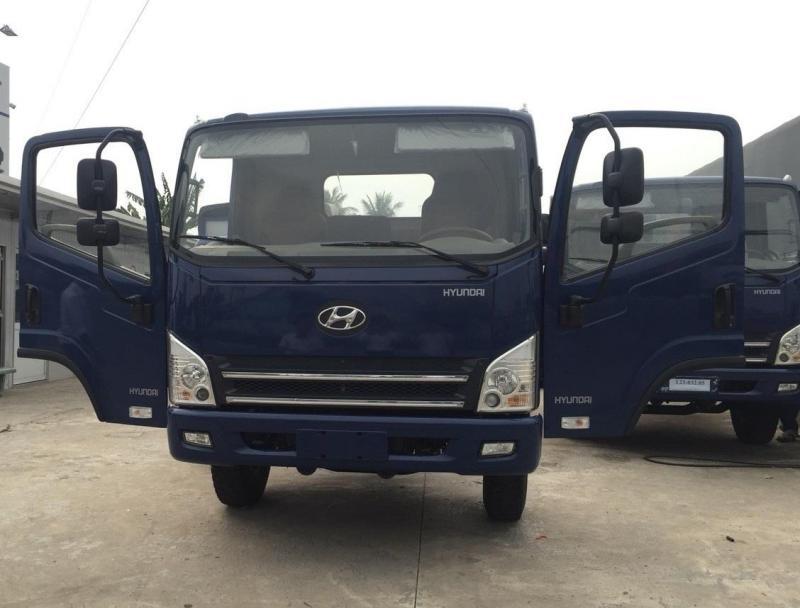 Xe tải 7 tấn động cơ hyundai thùng 6m2, máy khỏe giá mềm