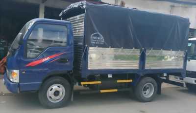 Xe tải 2 tấn 4, động cơ công nghệ isuzu 2017