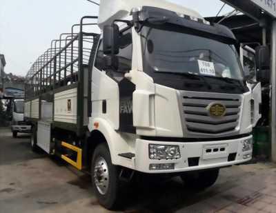 Xe tải 7T8 động cơ Hyundai, Faw 7T8 thùng siêu dài 9m8