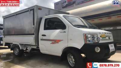 Xe tải cánh dơi DONGBEN 790kg - chuyên bán hàng lưu động giá bao nhiêu ?