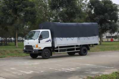 Xe HYUNDAI HD800-thùng kín 9T7