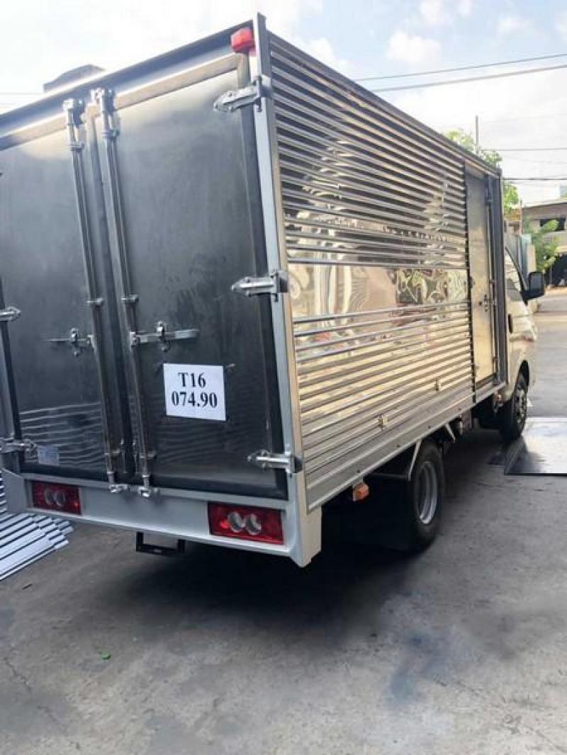 Xe tải JAC 1,49 tấn thùng 3,2 hỗ trợ vay ngân hàng tối đa