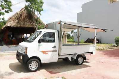 Xe tải Dongben thùng cánh dơi 770kg trả trước 40tr nhẫn xe ngay