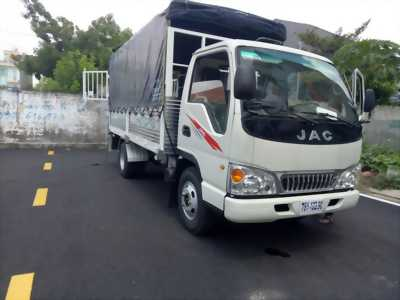 Xe tải jac 2t4 thùng 4m3 máy ISUZU 2019 trả trước 50tr nhận xe
