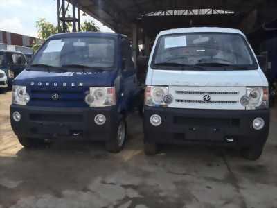 Xe tải Dongben thùng mui bạt 900kg