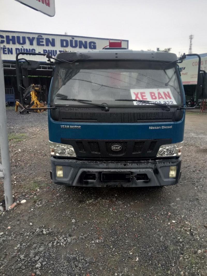Xe tải Veam gắn cẩu cũ 2004 tại HCM
