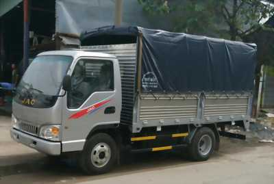 Xe tải JAC 2T5, THÙNG 3m7, JAC 2T5 mới nhất 2017