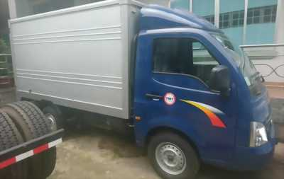 Xe tải 1 tấn 2 thùng kín, xe nhập khẩu Ấn Độ