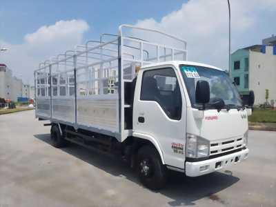 Isuzu Vĩnh Phát 1t9 thùng dài 6m2 hỗ trợ vay ngân hàng tối đa