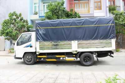 Xe IZ49 2T4 thùng dài 4m3 hỗ trợ vay ngân hàng tối đa