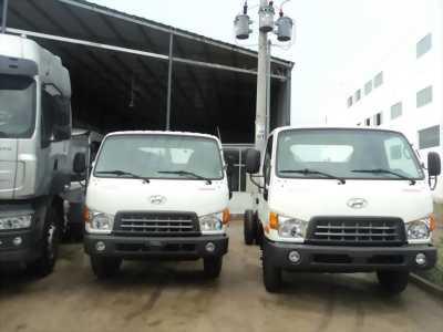 Xe tải HD800 tải 8T, đại lý xe tải Hyundai bán rẻ trả góp