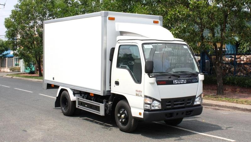 Xe tải isuzu 1 tấn 9 thùng dài 4m3