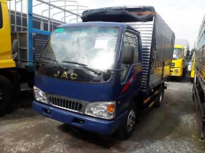 Bán xe tải nhẹ JAC 2t4 thùng dài 3m7