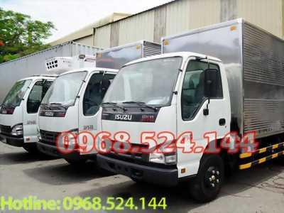 Xe tải isuzu 1t9 | xe tải isuzu 2t3 | xe tải isuzu QKR270 thùng kín còn những chiếc cuối cùng năm 2018