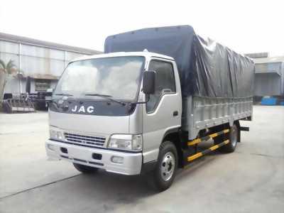 Xe tải JAC 1.49 tấn Isuzu Nhật Bản thùng dài 3m7