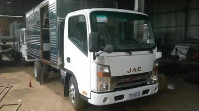 Xe tải JAC 3.45 tấn đầu vuông ISUZU Nhật Bản