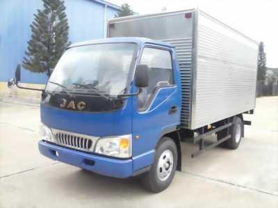 Xe JAC 2,4t thùng 3,7m