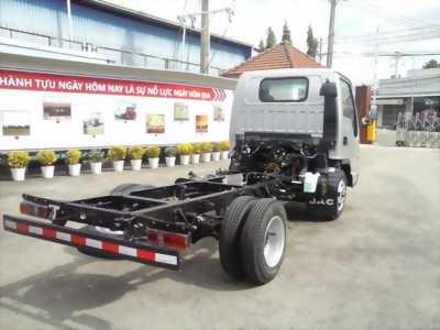Chassis xe tải 2 tấn Jac