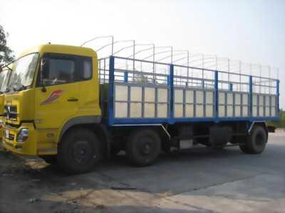 Xe 2 dí tải trọng 9,18 tấn thùng dài 8,85m.