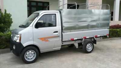 Xe tải DONGBEN 870kg thùng dài 2,5m có sẵn euro IV.
