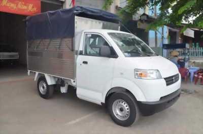 Xe tải SUZUKI 750kg TL đời 2017 có máy lạnh EURO4.