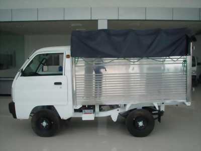 xe tải SUZUKI 750kg TL đời 2017 có máy lạnh EURO4